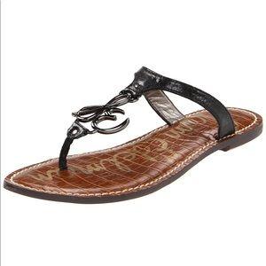 Sam Edelman Gabby Thong Sandal Sz 6.5